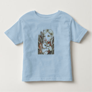 Catterfly Keeper Toddler T-shirt