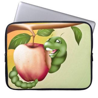 Catterpillar feliz manga computadora