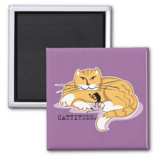 Cattitude and Mouse Magnets