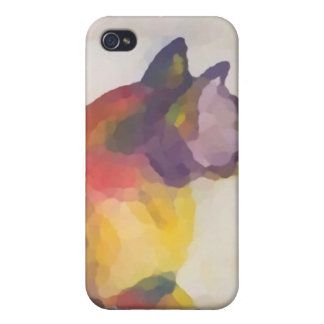 Cattitude Caly iPhone 4 Covers