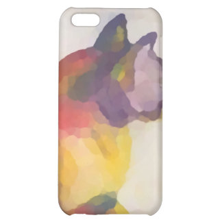 Cattitude Caly Cover For iPhone 5C