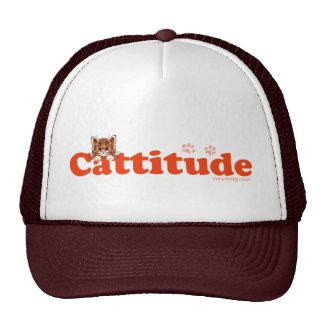 Cattitude Hats