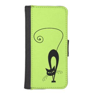Cattitude iPhone 5 Wallet Case