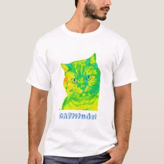 CATtitude! T-Shirt
