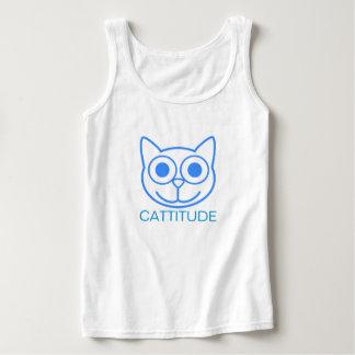 Cattitude Tank Top