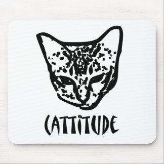 Cattitude Tapete De Raton
