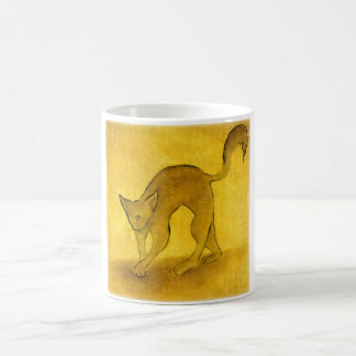 Cattitude- Tomcat Coffee Mug