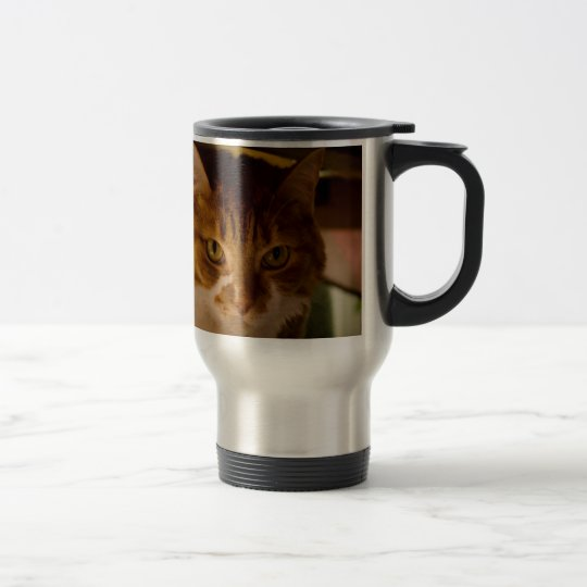 Cattitude Travel Mug