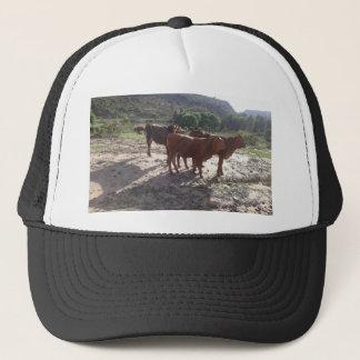 Cattle 1 trucker hat