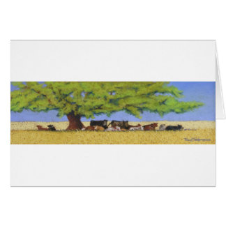 Cattle Greeting Cards