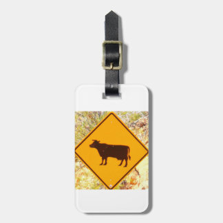 cattle crossing tag