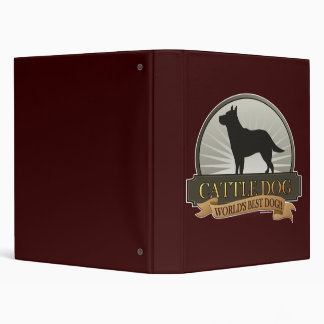 Cattle Dog Binder