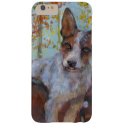 Case-Mate Barely There iPhone 6 Plus Case with Australian Cattle Dog Phone Cases design