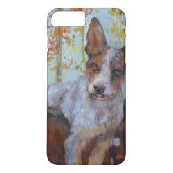 Case-Mate Tough iPhone 7 Plus Case with Australian Cattle Dog Phone Cases design