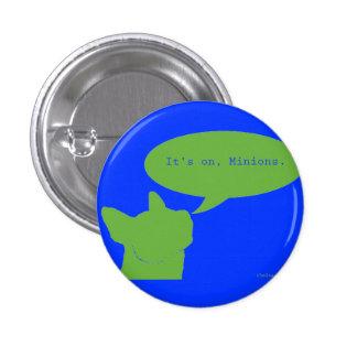 Cattle Dog Snob Button