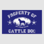 Cattle Dog Stickers