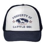 Cattle Dog Trucker Hat