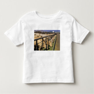 Cattle eat at a feedlot in Grandview, Idaho. Toddler T-shirt