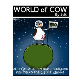 Cattle Empire Postcard