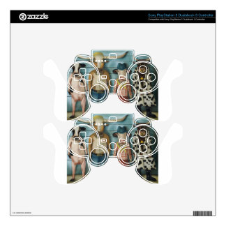Cattle Line Up PS3 Controller Decal