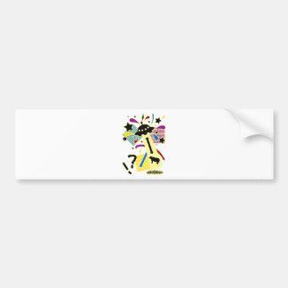Cattle_Mutilation Bumper Sticker