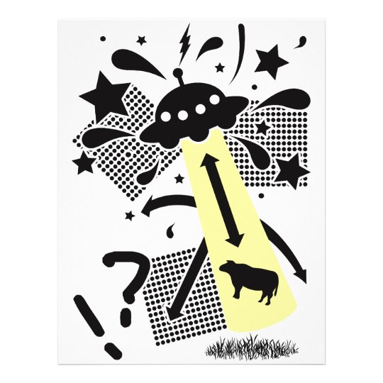 Cattle_Mutilation Membrete Personalizado