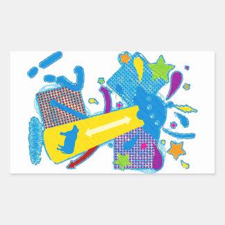 Cattle_Mutilation Rectangular Sticker