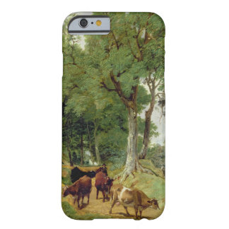 Cattle on a Devonshire Lane Barely There iPhone 6 Case