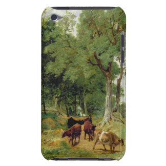 Cattle on a Devonshire Lane iPod Touch Case