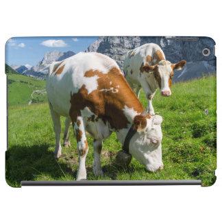 Cattle On High Pasture In Karwendel Mountain 2 iPad Air Case