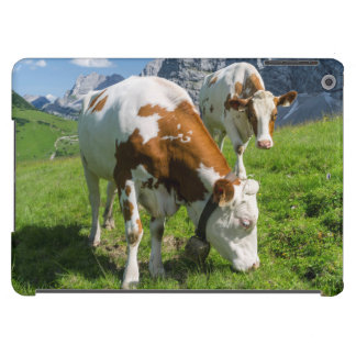 Cattle On High Pasture In Karwendel Mountain 2 iPad Air Covers