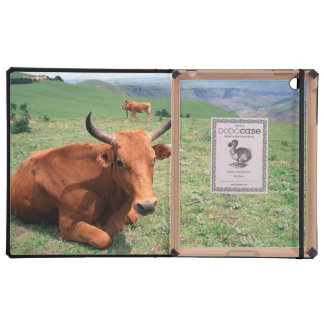 Cattle On Hill, Eastern Cape, South Africa Cases For iPad