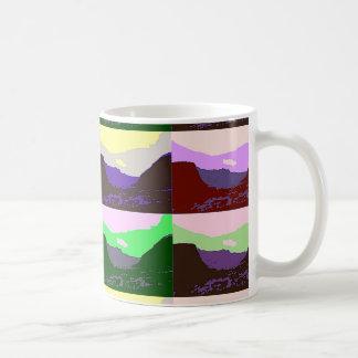Cattle Pass Pop Art Mug