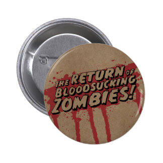 """Cattle pig - button """"Zombies """""""