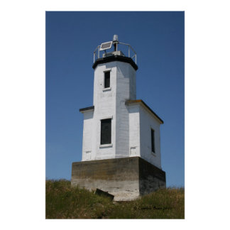 Cattle Point Lighthouse Poster