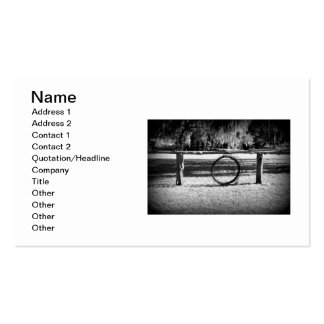Cattle Ranch Double-Sided Standard Business Cards (Pack Of 100)