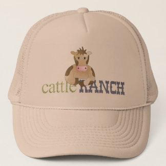 Cattle Ranch Trucker Hat