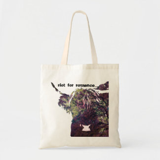 Cattle Riot Budget Tote Bag