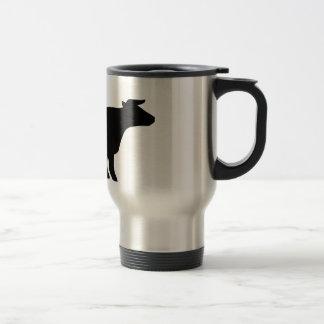 Cattle Symbol Travel Mug