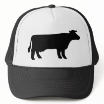 Cattle Symbol Trucker Hat