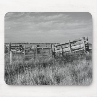 cattle yard Goornong Mouse Pads