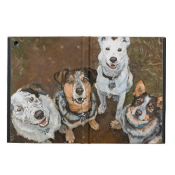 iPad Air Powis Case with Australian Cattle Dog Phone Cases design