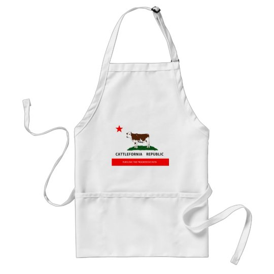 Cattlefornia.png Adult Apron