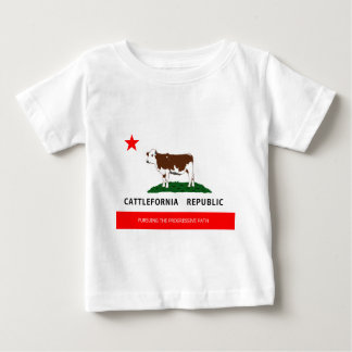 Cattlefornia.png Baby T-Shirt