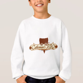 Cattleman's BBQ Logo Sweatshirt