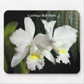 Cattleya Bob Betts Mouse Pad