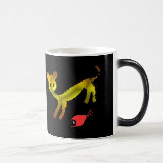 Catty Affairs Magic Mug