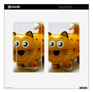 catty bank skin for kindle fire