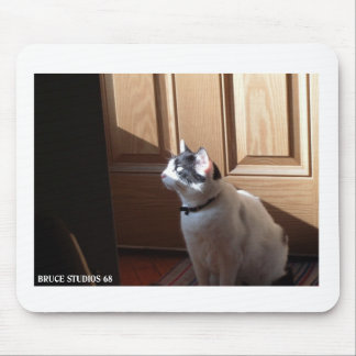 Catty Mouse Pad! Mouse Pad