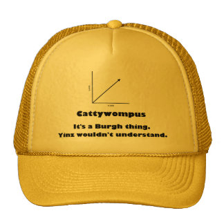 Cattywompus Trucker Hat